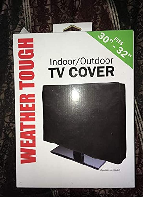 Weather Tough Indoor/Outdoor TV Cover 30''-32''