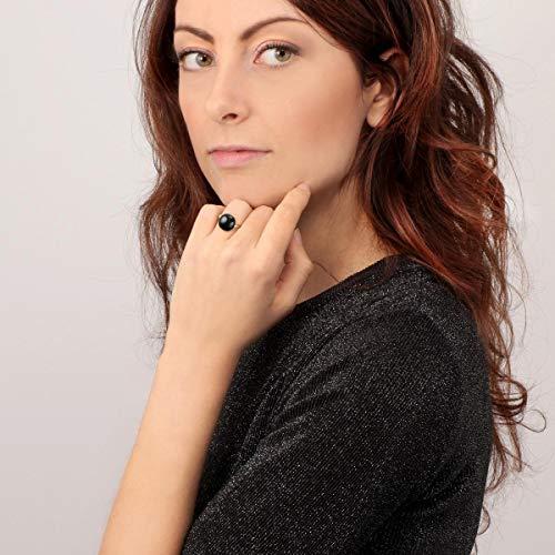 Morellato Anello da donna, Collezione Gemma, in argento, pietra cat eye - SAKK104014