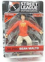 Street League Skateboarding Pro Sean Malto Flex Figure Series 1 Target Exclusive
