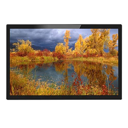 32 inch Photo Frame, Digital Photo Frame, high-Definition Digital Photo Frame, Wall-Mounted high-Definition Digital Photo Frame, high-Definition IPS Screen, Video Player (Black Color) Digital Frames Picture