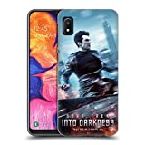 Official Star Trek Khan Posters Into Darkness XII Hard Back Case Compatible for Samsung Galaxy A10e (2019)