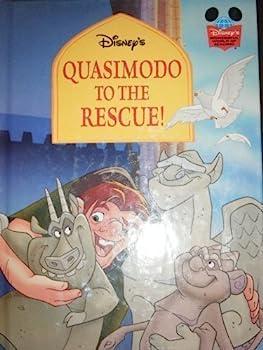 Quasimodo to the Rescue! - Book  of the Disney's Wonderful World of Reading