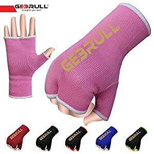 MAX Boxing elasticated Inners MMA UFC Gloves punch bag medium