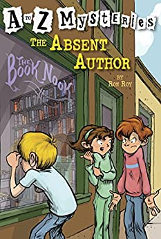 A to Z Mysteries: The Absent Author by [Ron Roy, John Steven Gurney]