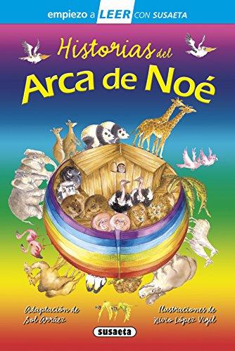 Historias del Arca de Noé (Empiezo a LEER con Susaeta - nivel 1)