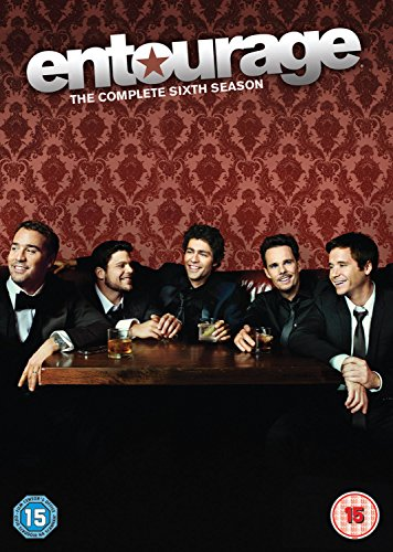 Entourage - Series 6 - Complete