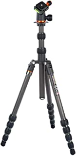 3 Legged Thing Punks Anarchy Brian Carbon Fibre Travel Tripod System with Refined Features with AirHed Neo