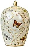 XIAOMA Gedenken Sie Trauerurnen Für Asche Adult Handmade Ceramic Build Beerdigungsurnen Zu Hause Oder In Der Nische Im Columbarium,Ceramics