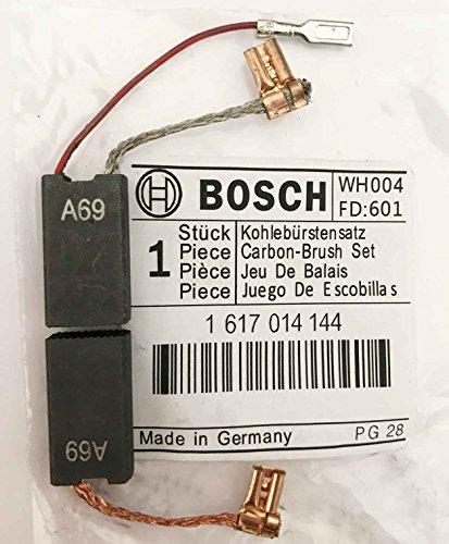 2x Motorkohlen für Bosch GSH 5 CE 3 611 C21 000 3 611 C21 030 3 611 C21 040