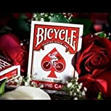 Bicycle Baraja Vintage Cupid Back - Rojo