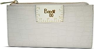 Baggit Autumn/Winter 2020 Faux Leather Women's 2 Fold Wallet (Grey) (Attune)