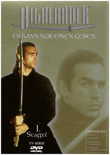 Highlander - Staffel 1 (8 DVDs)