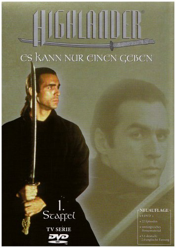 Highlander - Staffel 1 (8 DVDs)