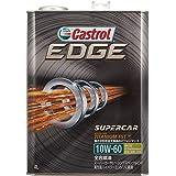 カストロール エンジンオイル EDGE 10W-60 4L 4輪ガソリン/ディーゼル車両用全合成油 SN/CF Castrol