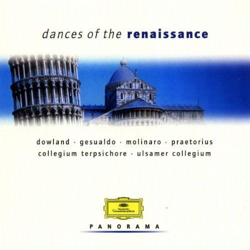 of The Renaissance-Panorama-Suite N 3 in a Dances Fro M Terpsichore Pavana I/II Ronde Gallia