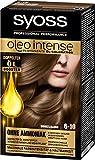 Syoss Oleo Intense Haarfarbe, 6-10 Dunkelblond, 3er Pack(3 x 115 ml)