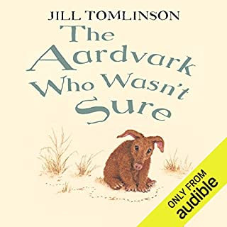 The Aardvark Who Wasn't Sure cover art
