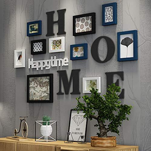 """Cadre photo Set /""""creative/"""" 10 pièces Cadre Photo Collage Créatif Bricolage NEUF"""