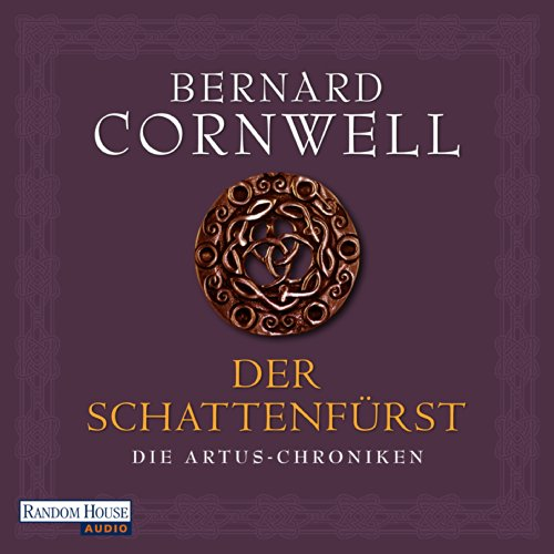 Der Schattenfürst audiobook cover art