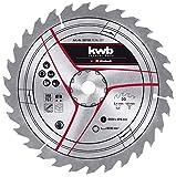 kwb by Einhell BauSupermarkt24 49587151 - Hoja de sierra (200 x 16 x 2,4 mm, Z20)