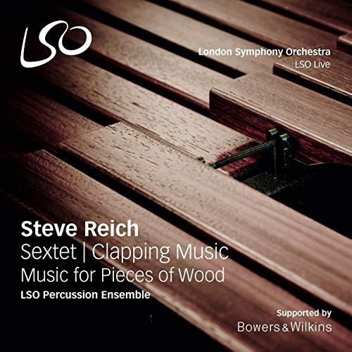 Reich: Sextet / Clapping Music / Music for pieces of wood [Vinyl LP - 190 Gramm Pressung]