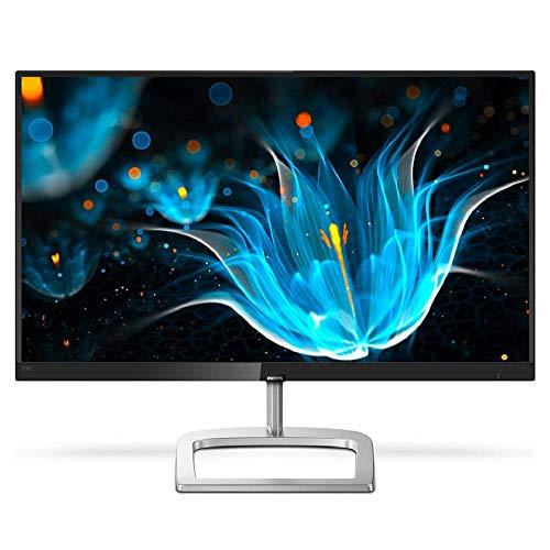 Philips 276E9QDSB/00 68,58 cm (27 Zoll) Monitor (VGA, DVI, HDMI, FHD, 5ms Reaktionszeit, 1920 x 1080, 60 Hz) schwarz