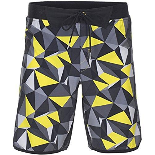 Zoot Herren Laufhose Board Shorts 9 Inch, camo, L
