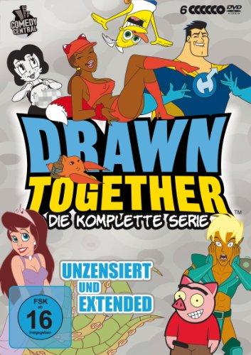Die komplette Serie (6 DVDs)