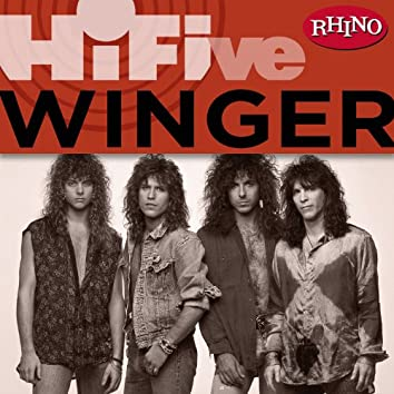 Rhino Hi-Five: Winger