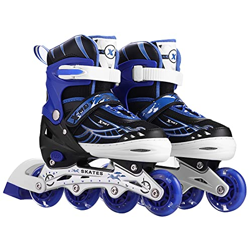 ANCHEER Inline Skates For 10 Year Old Kids