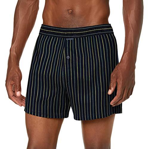 CALIDA Herren Urban Boxer Unterwäsche, Dark Sapphire, S