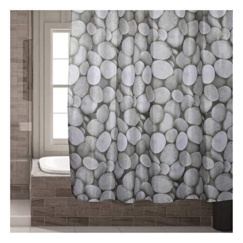 Duschvorhang Stone Stein