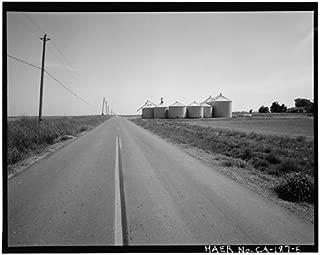 HistoricalFindings Photo: Reclamation District 1000,Highway No. 99,Sacramento,California,CA,HABS,5