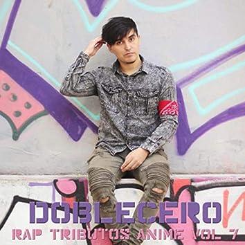 Rap Tributos Anime, Vol. 7