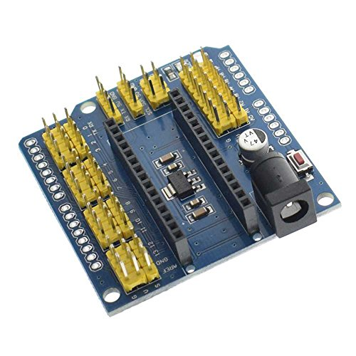 OcioDual Nano V3.0 ATmega328P I/O Extension Board Shield Compatible con Raspberry