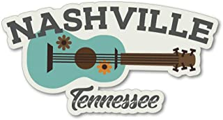 Nashville Tennessee USA America Sticker Decal Vintage Laptop Racing Car Camping