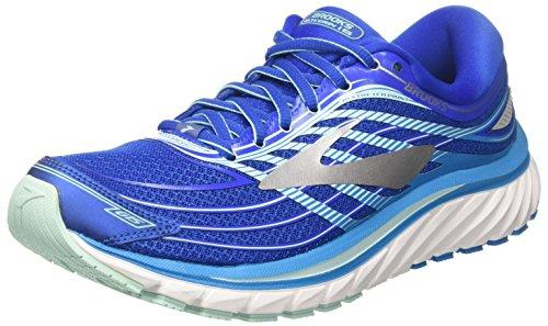 Brooks Glycerin 15, Zapatillas de Running Mujer, Azul (Blue/Mint/Silver 1b484), 36.5 EU