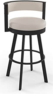 Amisco Browser Swivel Counter Stool