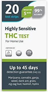Best thc test strips walgreens Reviews