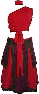 Anime The Last Airbender Katara Dress Cosplay Avatar Halloween Costume Custom Made