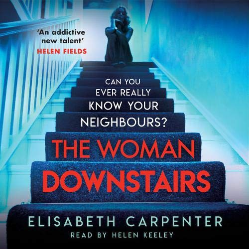 The Woman Downstairs cover art