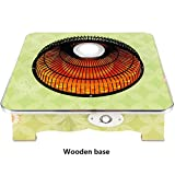 Jueven Carbon Fiber Heater Bird Cage Electric Brazier Roasting Stove Home Baking Basin