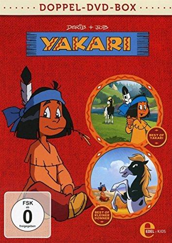 Yakari - Doppel-Box - Die DVDs zur TV-Serie