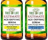 Ultimate Anti Aging Serum 2-Pack (Daytime Serum + Nighttime Serum)