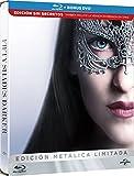 Cincuenta Sombras Más Oscuras - Edición Especial Metálica (BD + DVD Extras) - Edición Limitada [Blu-ray]