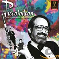 Works for Piccolo & Flutes, Harp & Percussion