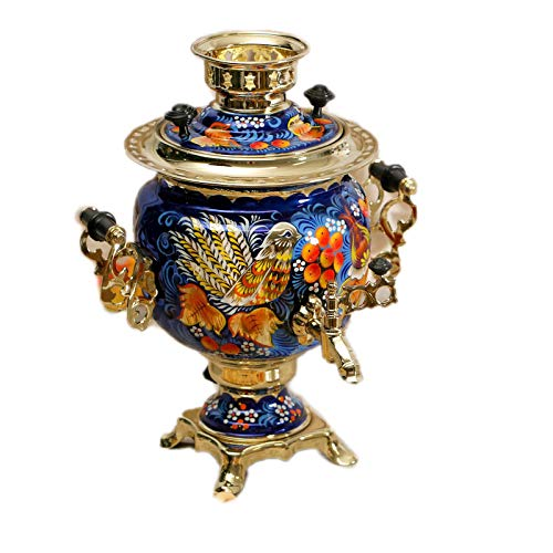 "Electric Samovar ""Bird"" Traditional Russian Tea Maker"