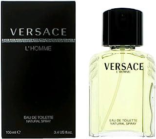 Versace L'Homme 3.4 oz EDT Spray Mens New