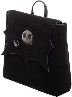 Mini Jack Skellington Backpack Nightmare Before Christmas Accessory Jack Skellington Gift - Jack Skellington Bag Nightmare Before Christmas Gift