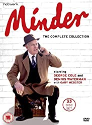 Minder: The Complete Collection DVD